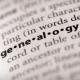 Genealolgy