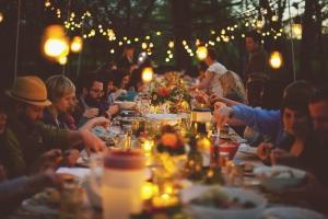 myholytrinity-newcomer's-dinner