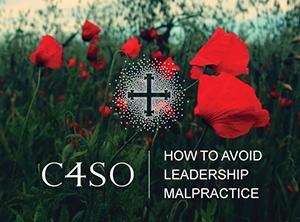 How to Avoid Leadership Malpractice
